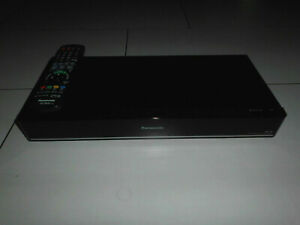 BluRay-/Festplattenrecorder PANASONIC DMR-BCT750 / 500 GB HDD / Kabel