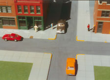 RIX PRODUCTS / SMALLTOWN USA City Sidewalks Kit HO Scale 699-7000