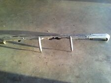 1969 Chevrolet Camaro RS Z28 Chrome Rear Bumper Assembly COMPLETE OEM USED CHEVY