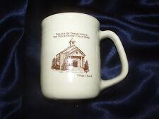 DORAL VILLAGE OF TOBACCOVILLE HOME CHURCH STONEWARE BEIGE NORTH CAROLINA NC