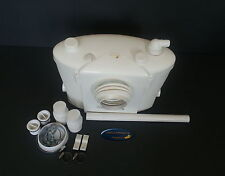 Uniflo/4  Macerator WC Toilet pump as Saniflow 22mm discharge shower wc basin.