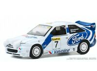 1996 Ford Escort RS Cosworth (WRC) #7 Rally Car,Scale 1:64 by Greenlight