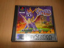 SPYRO THE DRAGON 1 playstation ps1 comme neuf Collectors PAL VERSION