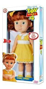 "Gabby Gabby Toy Story 4 Doll Life Size 17"" Figure Disney Pixar Baby Brink Brazil"
