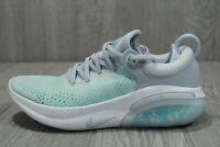 63 New Women's Nike Joyride Run Flyknit Sky Grey Teal Shoes AQ2731-005 Size 5.5W
