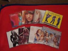 BRITNEY SPEARS - 8 CD SINGLES - BORN TO MAKE YOU HAPPY - SOMETHING - EVERYTIME