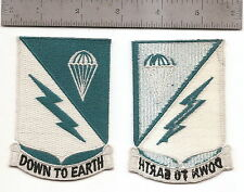 #139  US ARMY 507TH AIRBORNE INFANTRY REGIMENT PATCH