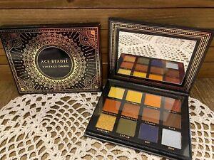 Ace Beautē Vintage Dawn Eyeshadow Palette 12 Shades NIB BoxyCharm ❤️