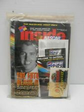 Nascar Daytona Speedway Magazine Program Pamphlet Stick & Other Collectibles