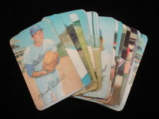 Lot of 14 Different 1970 Topps Baseball Supers w/6 Hall of Famers