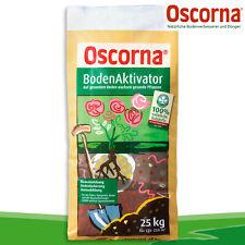 Oscorna®-BodenAktivator 25 kg | Bodenhilfsstoff | Bodenverbesserer | Rasen uvm.