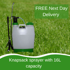 16L MICRON KNAPSACK SPRAYER BRITISH ROBUST BUILD SPARES AVAILABLE