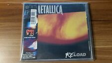 Metallica-Reload (1997) (Giappone-CD) (Sony records-SRCS 8512)