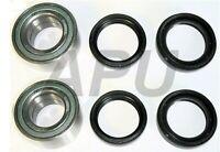 ALL BALLS Suzuki 450 500 700 750 King Quad Front Wheel Bearings Seals (2)25-1538