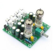 12V 6J1 Valve Pre-amp Tube PreAmplifier Board Headphone Amplifier Buffer DIY Kit