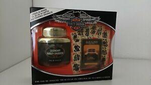 Legendary Harley davidson eau de toilette vintage collectors item