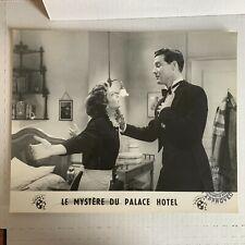 Le mystère du palace hotel (1952) Movie Photo Paul Hubschmid Käthe Gold