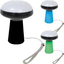 Yellowstone Mushroom Camping / Caravan LED Lantern Table Lamp handheld torch