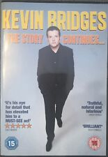 Kevin Bridges The story continues... Stand up comedy DVD Birthday Fathers Day