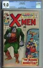 X-Men #40 CGC 9.0 Origin Cyclops