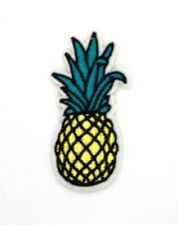 Pineapple embroidered iron on patch sewn For clothing applique badges 160