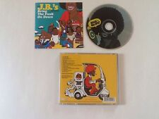 """The J.B.'s Reunion """"Bring the Funk on Down"""" 2002 CD Instinct Records INS595-2"""