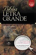 Biblia Letra Grande (Spanish Edition) by RVR 1960- Reina Valera 1960
