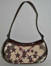 Burberry Painswick Nova Printed Star Mini baguette Shoulder bag used