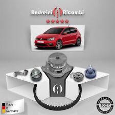KIT DISTRIBUZIONE + POMPA ACQUA VW POLO V 1.4 63KW 85CV 2016 ->