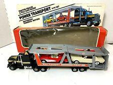 1984 Zee Intex Recreation  'Auto Transport - Garden Spot Auto Action'   Die-Cast