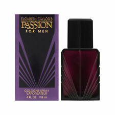 Passion by Elizabeth Taylor for Men 4.0 oz Cologne Spray Brand New