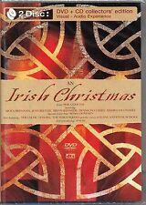 AN IRISH CHRISTMAS - Coultier/Brennan/Kennedy-CD+DVD Collector Edition  NEU+OVP!