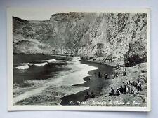 PONZA spiaggia di Chiaia di Luna Latina vecchia cartolina