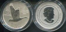 Canada 2014 - 20 Dollar in Silver (1/4 oz), Pl - Wildgans