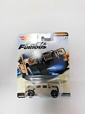 Hot Wheels Premium Fast & Furious Off Road Hummer H1