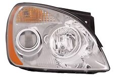 FITS KIA RONDO 2007 2008 2009 PAIR LEFT RIGHT HEADLIGHTS HEAD LIGHTS LAMPS FRONT