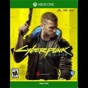 Cyberpunk 2077 (Microsoft Xbox One, 2020)