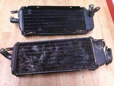1984 Suzuki RM125 RM 125 OEM radiators