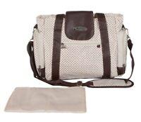 Baby Diaper Tote Bottle Bag with Adjustable Shoulder Strap Womens Travel Bag New