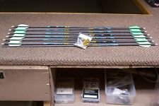 new gold tip kinetic kaos 300 spine arrows with 4 fletch 1 doz