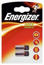 2 X Energizer A23 12 V batterie 23 A LRV08 MN21 E23A K23A 23 A