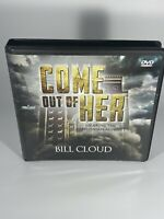 Bill Cloud - Come Out Of Her Escaping Babylonian Mindset DVD Rare OOP Christian
