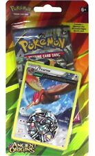 Pokemon XY Ancient Origins Checklane Blister With Booster+ Fearow XY57 Holo Card