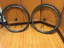 Shimano Dura-Ace 9100 C24 Carbon Road Wheelset - 700c, Clincher, Rim Brake
