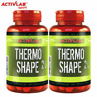 Thermo Shape 2.0 90-360 Caps Thermogenic Fat Burner Weight Loss Energy Slimming