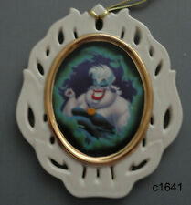 Lenox Disney Ursula Little Mermaid Villains Ornament - New in Box