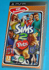 The Sims 2 - Pets - Sony PSP - PAL