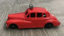 Vintage Budgie - #27 Fire Chief Car - Red With Sirens Excellent Nm Condition