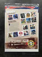 USA Briefmarken Bogen 15x 32 Cent 1998 Celebrate the Century 1900s Stamp Sheet