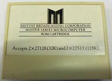 Acorn BBC Master ROM Cartucho 2x 32K o 2x 128K